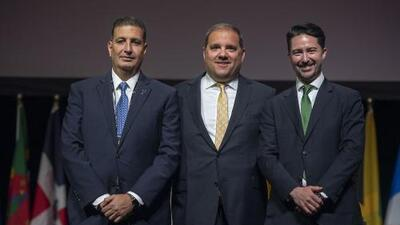 Yon de Luisa fue elegido vicepresidente de la Concacaf