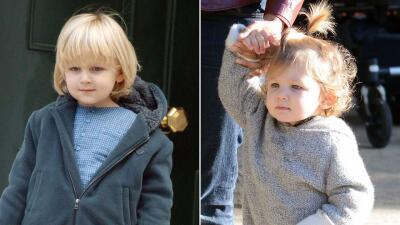 Los hijos de Andrea Casiraghi y Tatiana Santo Domingo están hermosos
