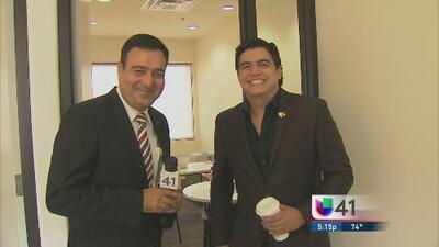 Cafecito con Jorge: Orlando Segura, un periodista intenso como el café