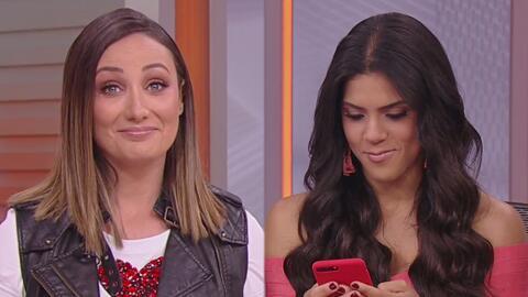 ¿Mucho, poco o nada? Karla Monroig y Francisca Lachapel debaten qué tanto se debe hablar del ex con la pareja actual