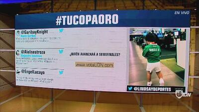 Participe y vote en #TuCopaOro: ¿qué selección avanzará a las Semifinales?