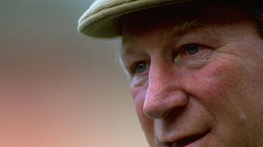 Murió Jack Charlton, campeón del mundo con Inglaterra