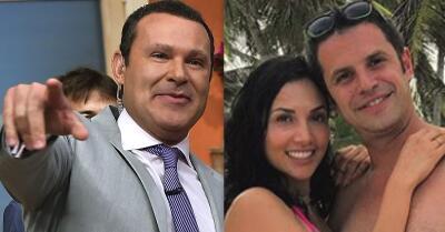 Alan, te presentamos a la novia de tu hermano Mark Tacher, Cynthia Alesco