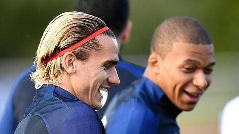 """Quisieron llamar a su hijo """"Griezmann Mbappé"""" y las autoridades de Francia lo impidieron"""