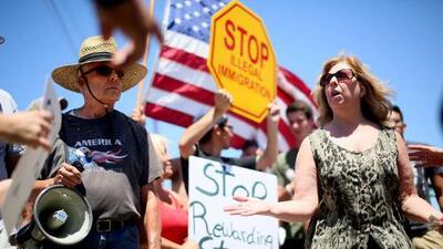 Así es la rebelión antisantuario que está tomando forma en algunos puntos de California