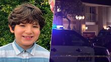 Niño de 9 años que murió en el tiroteo de Orange, salvó la vida de su mamá al interponerse y protegerla de las balas