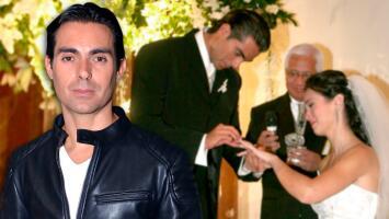 """Ernesto D'Alessio habló de un difícil momento recién casado con Rosario Ruiz: """"Vivíamos con mucha necesidad"""""""