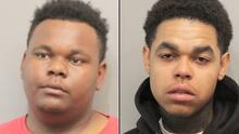 Arrestan a dos hombres por portación ilegal de arma tras detención en la 45 al norte de Houston