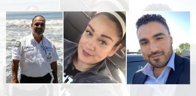 Identifican a las víctimas mortales de los ataques del Valle de San Fernando (fotos)