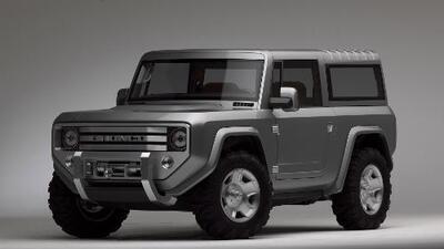 ¿Qué sabemos de la próxima Ford Bronco?