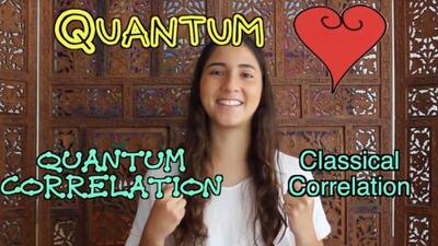 Una niña peruana loca por la Física gana 250,000 dólares en una beca internacional