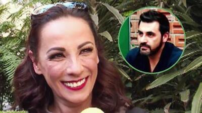 Esta es la gran sonrisa de Consuelo Duval cuando habla de Jesús Ortiz de Pinedo, su nuevo novio