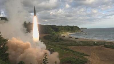 En video: Corea del Sur lanza misiles en respuesta a pruebas de Corea del Norte