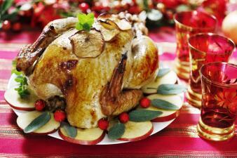 Cocina un delicioso pavo con estas recetas