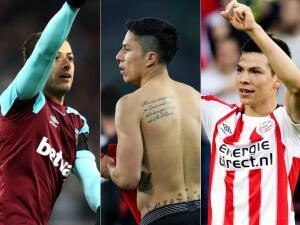 'Chicharito' quiere más goles, 'Chucky retomar el paso: agenda de mexicanos en Europa