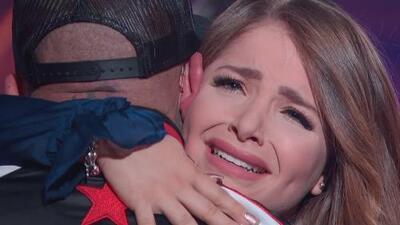 A.B. Quintanilla regañó a Jazmín y Sandra rompió en llanto