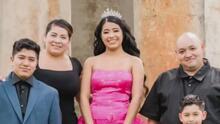 Ayudaron a su familia desamparada y hasta le celebraron los 15 años a esta joven mexicana