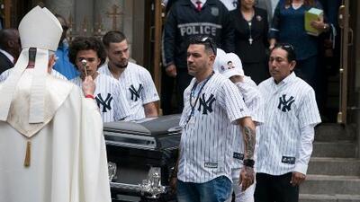 Realizan el funeral del joven dominicano asesinado a machetazos por una pandilla en Nueva York