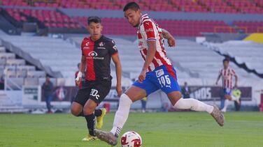 Atlas y Chivas dejan todo para la vuelta en la Final Sub 20