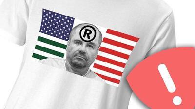 'El Chapo Guzmán' es marca registrada y tiene más de 64 procesos solicitud de registro ante entidades comerciales