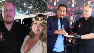 Chiquis y Lorenzo sirvieron tacos en su boda: el encargado de prepararlos contó lo mucho que los disfrutaron