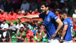 Antonio Briseño se despide del Feirense