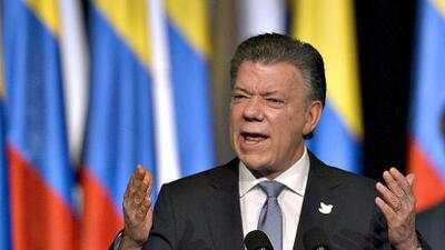 Presidente Santos: cinco meses después de la aprobación del acuerdo de paz todas las armas de las FARC estarán en la ONU