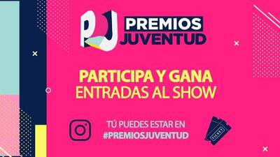 """Reglas oficiales para el concurso """"Franny and Nezza take Premios Juventud Ticket Giveaway''"""