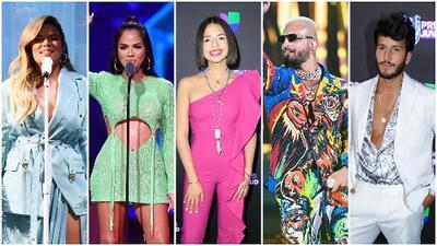 Los mejor y peor vestidos de Premios Juventud: Jomari Goyso escogió a tres artistas que impusieron moda