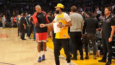 Nipsey Hussle era uno de los raperos más cercanos a los Lakers