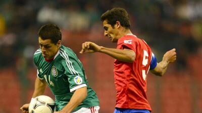 México vs.  Costa Rica: Dos favoritos prueban sus armas rumbo a la Copa Oro
