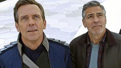 'Tomorrowland': George Clooney al espacio