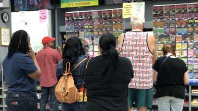 Esta es la gasolinera texana que más boletos ganadores de lotería ha vendido en el estado