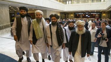 Estados Unidos reanuda las negociaciones con los talibanes en Catar