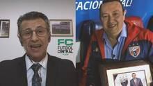 Félix Fernández y Toño de Valdés externan su amor por el Atlante