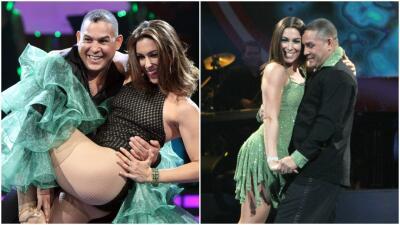 Así bailó Héctor 'Macho' Camacho en la pista de Mira Quién Baila