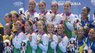 Ventaja con pinta de campeón para México: así está el medallero de los Juegos Centroamericanos