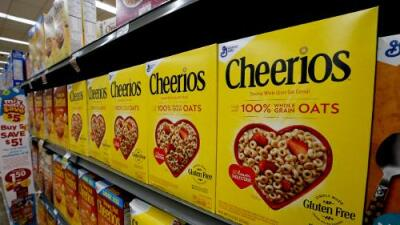 Estudio halla pesticida cancerígeno en varios cereales para niños en EEUU