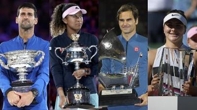 La inusitada paridad en el tenis en 2019: 32 torneos, 32 campeones