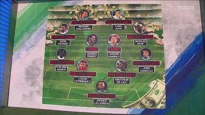 ¡Millones mal gastados! El once de decepción en el futbol europeo
