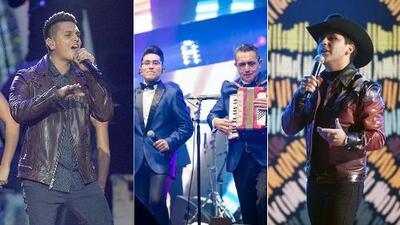 El TOP 10 de regional mexicano durante el mes de enero de 2019