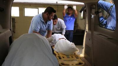 Regresarán a El Salvador los cuerpos del padre y la niña que se ahogaron cuando intentaron cruzar el Río Grande