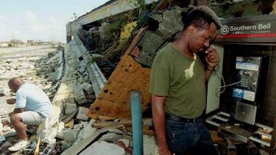 Sobreviví al huracán Andrew y hoy espero a Irma 25 años después