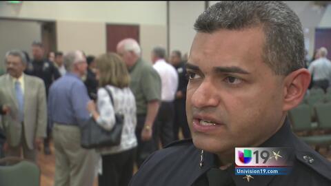Nuevo jefe hispano de policía en Woodland