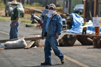 Conflicto en Cherán, Michoacán