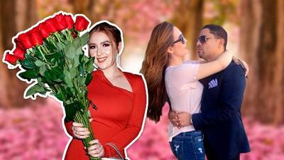 """""""Eres un viejonón que me enamora cada día"""": Larry Hernández a su pareja en el Día de las madres"""