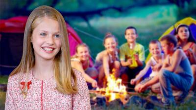 La futura reina de España se viene de 'summer camp' a EEUU (como tus hijos)