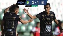 León derrota a Querétaro y sueña con pase directo a Cuartos