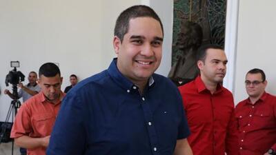 Estados Unidos anuncia sanciones contra el hijo de Nicolás Maduro