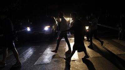 Un apagón masivo deja a oscuras a Venezuela por cuarta vez en el año